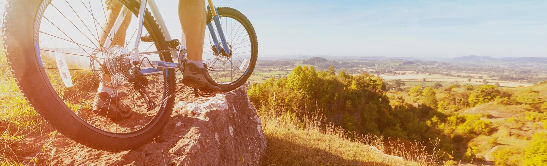 Boka cykelutrustning