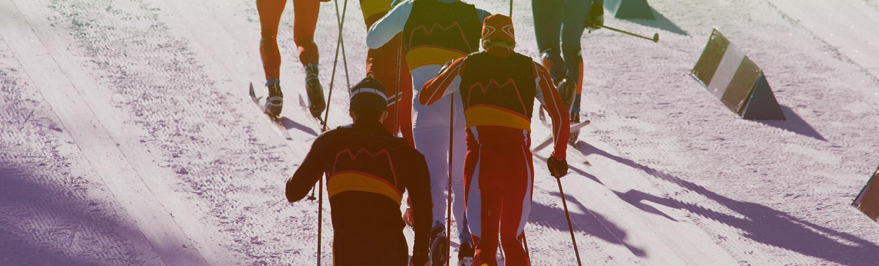 Vasalopp ski waxing